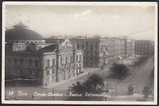 AX2092 Bari - Corso Cavour - Teatro Petruzzelli - Cartolina postale - Postcard