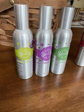 Scentsy Room Spray Lot Of 9 Discontinued