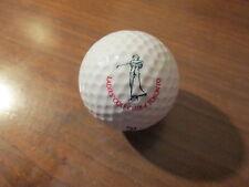 Logo Golf Ball-Ladies Golf Club Of Toronto.Canada.