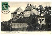 CPA 38 Isère Uriage-les-Bains Le Château