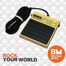 Korg PS1 Single Momentary Pedal Footswitch