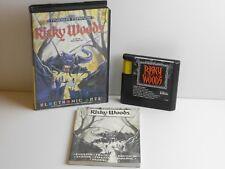 Risky Woods für Sega Mega Drive