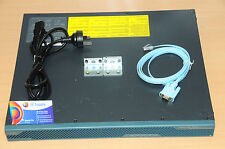Cisco ASA5520-K8 Firewall Security Appliance 1GB Ram w/Racks 6MthWty TaxInv