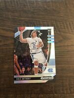 2020 Panini Prizm Draft Picks Basketball Cole Anthony Silver Prizm RC #49 Magic
