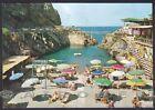 GENOVA SESTRI LEVANTE 123 GRAND HOTEL dei CASTELLI Cartolina viaggiata 1968