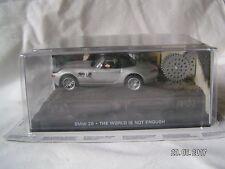 James Bond Auto Collection BMW Z8 IL MONDO NON BASTA