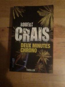 Robert Crais - Deux minutes chrono - Pocket