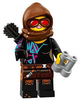 LEGO The Movie 2 Battle Ready Lucy Minifigure 71023