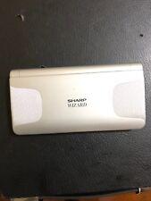 Sharp Wizard Pc Sync Oz-590A Palm Computer Silver Electronic Tool Pda