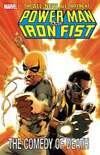 Power Man & Iron Fist: Comedy of Death by Fred Van Lente 2011 TPB Marvel Comics