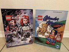 LEGO 77905 Taskmaster's Ambush & 77906 Wonder Woman.