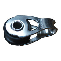 Rope Pulley Block, Dingly Sailing. High Performance In A Small Package: Freepost