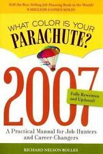 What Color Is Your Parachute? 2007: A Practical Manual for Job-Hunters-ExLibrary