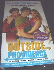 Outside Providence Demo Tape VHS Movie