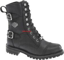 Harley-Davidson Boots Stiefel Damen Leder Boots Gr. 39  83853 Balsa schwarz SALE