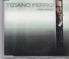 Tiziano Ferro-Perverso promo cd single