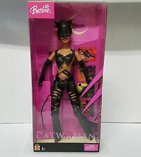 Mattel 2004 Barbie as Catwoman Collectible