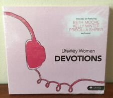 Lifeway Women Devotions CD Beth Moore, Kelly Minter & Priscilla Shirer & More!
