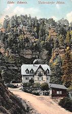 Sächsische Schweiz Waltersdorfer Mühle  Postkarte