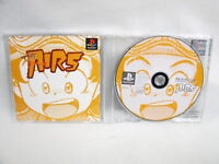 THE AIRS PS1 Playstation Japan Video Game p1