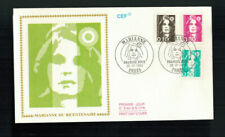 Fdc-1161*France 1990 *Marianne Fdc w Cef Cachet