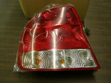 NOS OEM GM 2004 2005 2006 Chevrolet Aveo Tail Light Lamp Lens Chevy LH 96540318