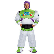 Disguise Buzz Lightyear Inflatable Toy Story 4 Child Costume