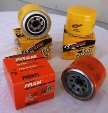 3- Engine Oil Filters-Extra Guard FRAM PH3531 Penske PN3531