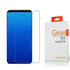 Nacodex For Samsung Galaxy S9(Not Full Coverage) Tempered Glass Screen Protector