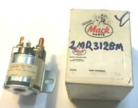Mack Truck Relay Solenoid 2MR3128M NOS
