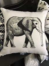Outdoor ZAAB elephant pattern cushion cover -Quality Cover 50 cm x 50 cm