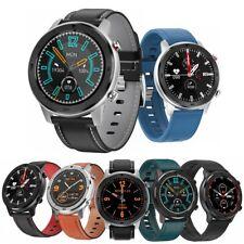 """1.3"""" Waterproof IP68 Blood Pressure Oxygen Heart Rate Monitor Sports Smart Watch"""