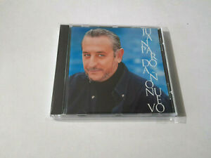 """JUAN PARDO """"AÑO NUEVO"""" CD 10 TRACKS COMO NUEVO"""