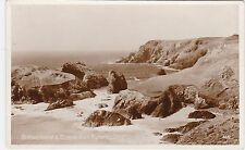 Bellows Island & Steeple Rock, Kynance Cove, THE LIZARD, Cornwall RP