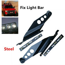 Suv Off-road Vehicle Roof LED Light Strip Bracket Fixed Light Bar Mounting Frame
