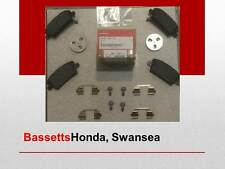 GENUINE HONDA CIVIC FRONT BRAKE PADS