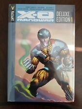 X-O MANOWAR VOL #1 DELUXE EDITION HARDCOVER Valiant Comics Sealed #1-14 HC XO