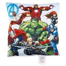 "Marvel Avengers Assemble 11"" x 11"" Decorative Throw Pillow"