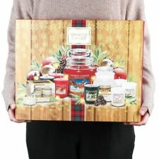 Yankee Candle Alpine Christmas Wow Large Festive Gift Set