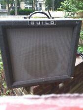 Vintage 1962 Guild 99J Combo Amp