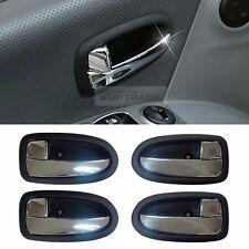 OEM Interior Chrome Inner Door Catch Inside Handle Trim for HYUNDAI 05 06 Matrix