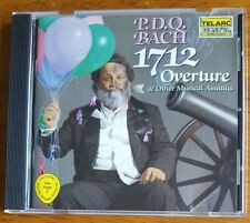 P.D.Q. Bach: 1712 Overture & Other Musical Assaults - Cd - Peter Schickele