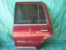 03 04 05 06 LINCOLN NAVIGATOR DRIVER/LEFT REAR DOOR ASSEMBLY OEM