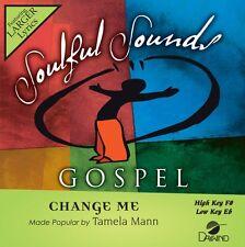 Tamela Mann - Change Me -  Accompaniment/Performance Track – New