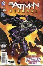 Batman Eternal #24 (NM)`14 Snyder/ Tynion/ Various