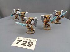 Warhammer 40,000 marines espaciales sangre Angel sanguinaria Guardia listo para basar 729
