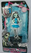 Monster high doll Frankie stein Scary Cute toy girl Mini figure figurine new