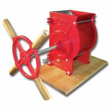 Weston Apple and Fruit Crusher & Wine Press Crusher Simply Crushes Heavy Duty