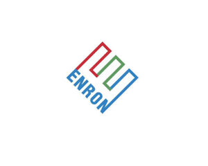 Enron Oil Sticker Vinyl Decal 2-335