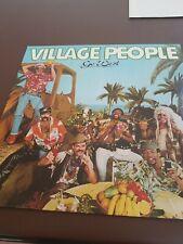 Village People- Go West Vinyl (NBLP 7144) With Poster
